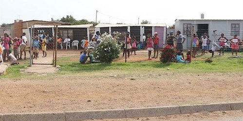 From a dump site to a hope site